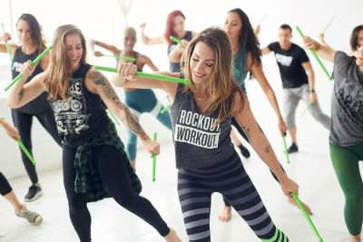 5 Rock Star Workouts To Get You Fit For Festival Season