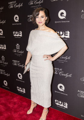 lena hall in 'Always at The Carlyle' Premiere