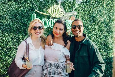 wael davis in Boursin Summer Entertaining Launch