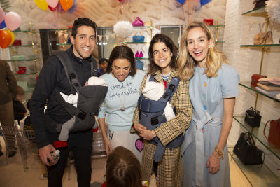 leandra medine in Lingua Franca Hosts Mother's Day at The Webster