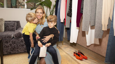 rachelle hruska-macpherson in Lingua Franca Hosts Mother's Day at The Webster