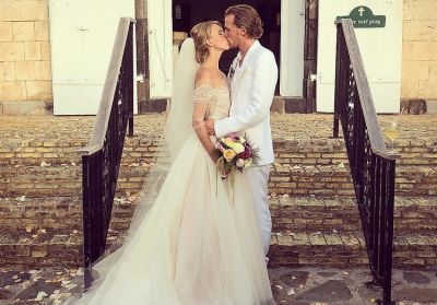 Inside Barron Hilton's Luxe St. Barts Wedding