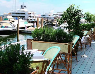 The Absolute Best Brunch Spots In The Hamptons
