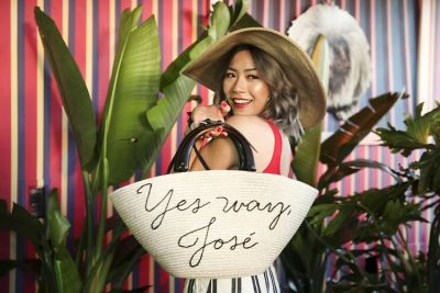 Tequila Tote Bags?! Eugenia Kim Teams Up With Jose Cuervo For A Booze-Inspired Collection