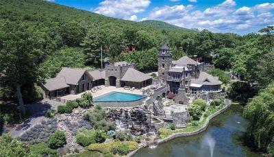 Inside Derek Jeter's $15 Million Castle Upstate