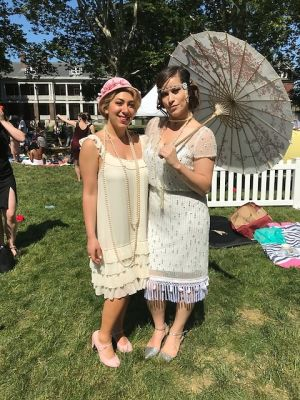 The 13th Annual Jazz Age Lawn Party