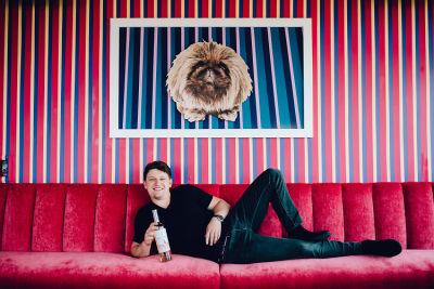 jesse bongiovi in Rosé Rock Star: Meet Jesse Bongiovi, The Hamptons' Hottest It Boy