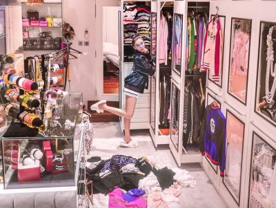 This Socialite's Multimillion Dollar Closet Is Truly Unbelievable