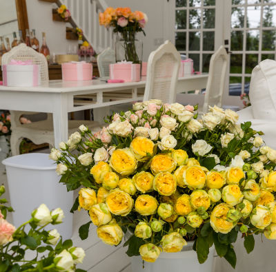 Hamptons Flower Design Workshop