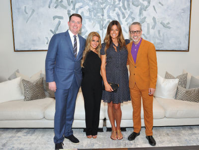 kelly bensimon in A Modern Classic 11 W. 12th St.