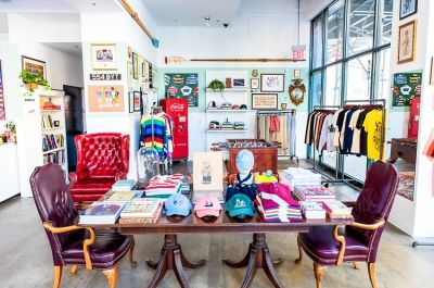 Inside Rowing Blazers, The NYC Pop-Up Turning Prep Into Streetwear