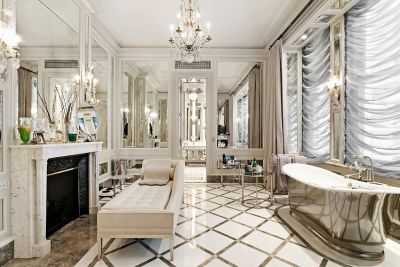 Inside The Upper East Side's Most Lavish Townhouses
