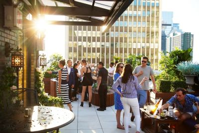 20 NYC Rooftop Bars To Spend Your Last Summer Fridays