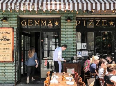 NYC Sidewalk Spots: Where To Dine For The Best People-Watching