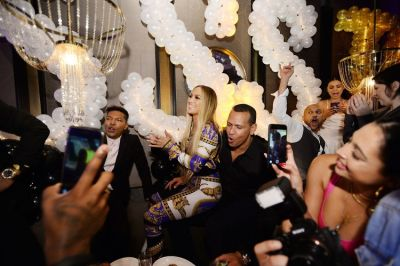 Inside Jennifer Lopez's Star-Studded VMAs After-Party At Beauty & Essex