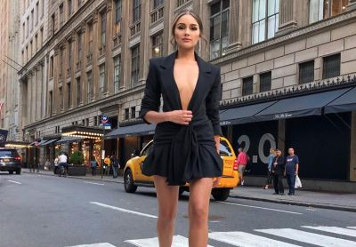 13 Head-To-Toe, All-Black Outfits That Scream