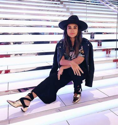 cyndi ramirez in The 50 Most Stylish Women In New York