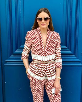 olivia palermo in The 50 Most Stylish Women In New York