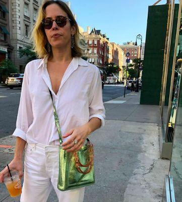 brett heyman in The 50 Most Stylish Women In New York