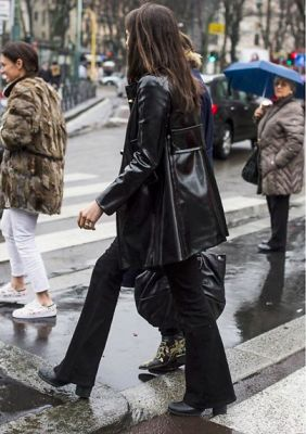 alessandra codinha in The 50 Most Stylish Women In New York