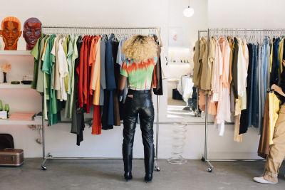The Break: Where Brooklyn's Cool Girls Shop Vintage & Beyond