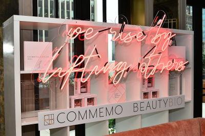 COMMEMO.CO x BeautyBio Empower Hour