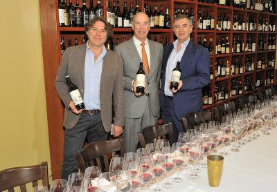 Rediscover Chianti Classico with Wine Legends Michael Mondavi and Baron Francesco Ricasoli