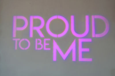 The 2019 PROUD TO BE ME Event