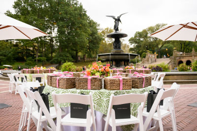 Inside The Central Park Conservancy's Women's Committee Annual Fall Luncheon
