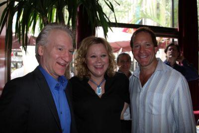 Bill Maher, Caroline Rhea, Steve Guttenberg