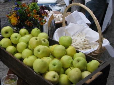 apples Sagra de Maiale at Il Buco