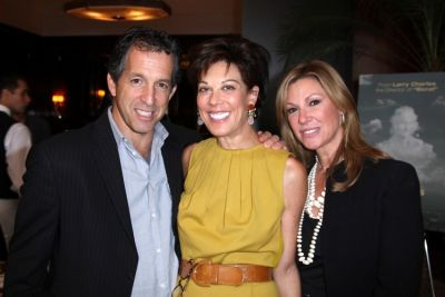 Kenneth Cole, Peggy Siegal, Maria Cuomo Cole