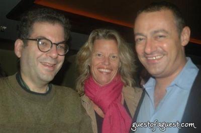 Michael Musto, Ellen von Unwerth, Maer Roshan
