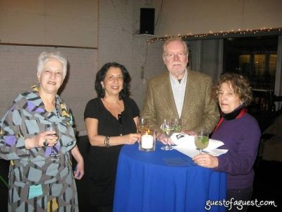 Guests at Paul Taylor Dance, Young Patrons event