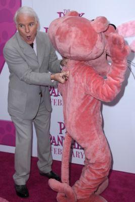 Steve Martin, Pink Panther