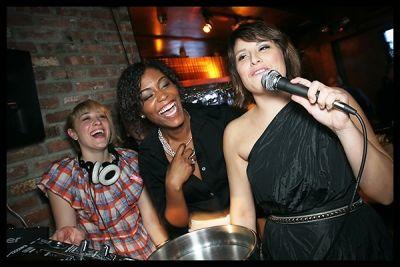 DJ Mia, Marisa Renee Lee, Liana Guzman