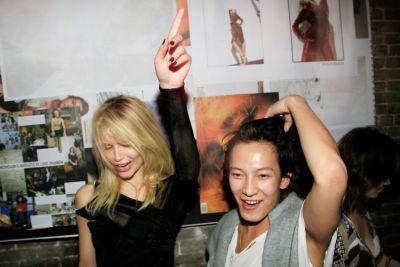 Natasha Poly, Alexander Wang