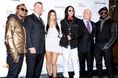 apl.de.ap, William P. Lauder, Fergie, Taboo, Richard D. Beckman, Will.i.am, (Black Eyed Peas)