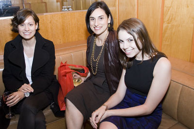 Bryn Taylor (Managing Editor), Michelle Madhok (CEO), Rebekah Rombom (Associate Editor) of SheFinds.com
