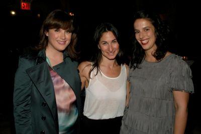 Jennifer Howell, Deborah Marcus, Nicole Vecchiarelli
