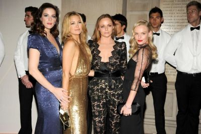 Liv Tyler, Kate Hudson, Stella McCartney, Kate Bosworth