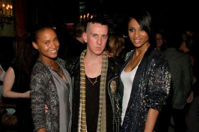 Joy Bryant, Jeremy Scott, Ciara