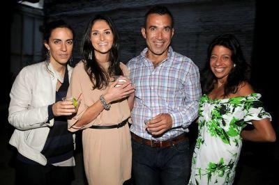 Christina Guadalupe, Christine James, Gustavo Erangaza, Lisa Anastos