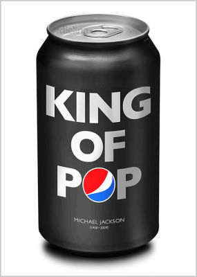 The King Of Pop, Pepsi Pop That is...
