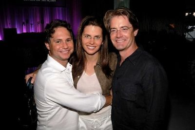 Jason Binn, Desiree Gruber, Kyle Machlachlan