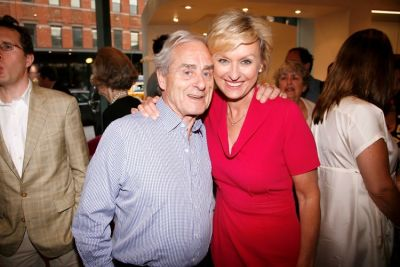 Sir Harold Evans, Tina Brown