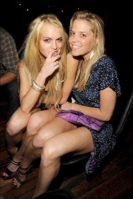 Lindsay Lohan, Ali Wise