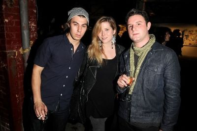 Brian Clarhaut, Paige Reddinger, Nick D