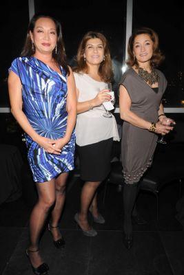 Luziah Hennessy, Bassima Ghawi, Diane Ackerman