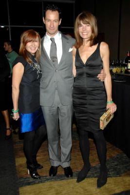 Nicole Miller, Sebastian Copeland, Pam Taylor